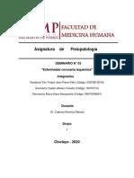 Informe 3 - Fisiopato