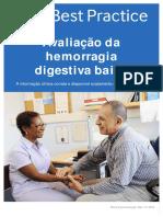 Avaliação Da Hemorragia Digestiva Baixa