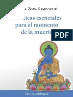 Prácticas esenciales para el momento de la muerte (Spanish Edition).pdf