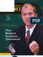 Siena Business Report Fall 2010