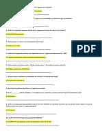 Preguntas y respuestas ITIL