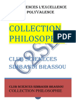 COLLECTION PHILOSOPHIE