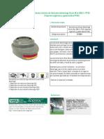 Cartuchos Advantage QuimMec vapores orgánicos y gases ácidos GMC P100