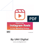 How to Use Instagram Reels in Your Marketing Strategy