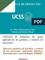 GERENCIA DE PROYECTOS SEMANA 09