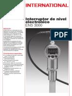 Hydac ENS3000