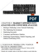 3. Market Opportunity Analysis and Consumer Analysis.pptx