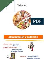 Nutrición Nutricion Nutricion  2019
