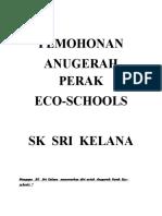 Laporan Eco-Schools 2012