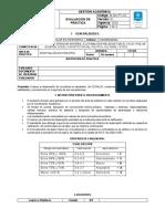 FORMATO EVALUACION DE PRACTICA HOSPITALIZACION PEDIATRIA