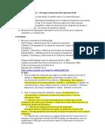 Taller Nro 3 Estrategia y Planeación SCM Modelo Scor