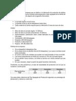 Problema 2 - PL - Ayudantía - Plan Agregado