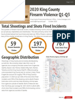 2020 King County Firearm Violence Report