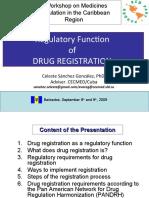 FINAL DRUG REGISTRATION for Barbados.pps