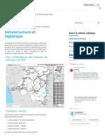 Infrastructure et logistique - Agence Nationale pour la Promotion des Investissements.pdf
