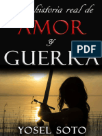 Soto Yosel - Amor Y Guerra - Una Historia Real