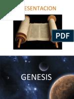 El libro de Genesis