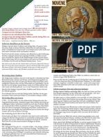 St. Judas Tad Novenengebet