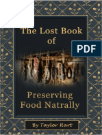TheLostBookPreservingFoodNaturally