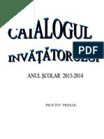 catalogul invattorilor
