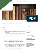 Zenit - Zentralblatt für Astrologische Forschung Hubert Korsch