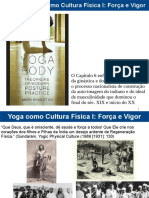 Yoga como Cultura Física I