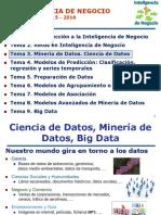 Tema03-Minería de Datos-Ciencia de Datos - 2015-16