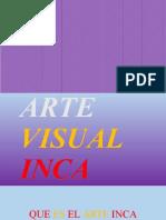 ARTE VISUAL PRE INCA