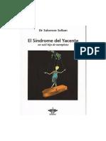 El síndrome del Yacente - Salomon Sellam