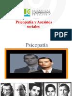PSICOPATÍA Y ASESINO SERIALES