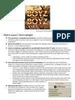 Boyz will be Boyz - CTT CONVERSION - FULL NOTES