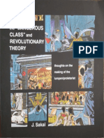 """The """"Dangerous Class"""" and Revolutionary Theory  Mao Z's Revolutionary Laboratory and the LumpenProletariat Thoughts on the Making of the LumpenProletariat by J. Sakai (z-lib.org)"""