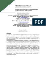 Plantilla Resumen IX ENME-UT