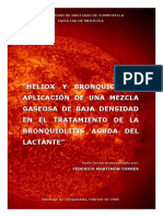 HELIOX EN BRONQUIOLITIS