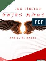 ESTUDO BÍBLICO - ANJOS MAUS