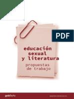 E. Sexual y literatura (R)