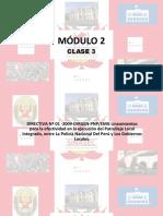 INAGEP - MODULO 2 - CLASE 3