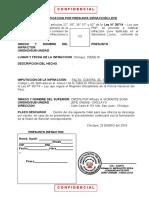 formatos Ley 30714