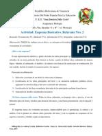 Esquema ilustrativo (C. Naturales 2do año, 1M) - Referente Nro. 2