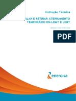 IT013 - INSTALAR E RETIRAR ATERRAMENTO