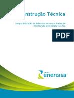 IT003 - Compatibilização da Arborização com as Redes de Distribuição de Energia Elétrica