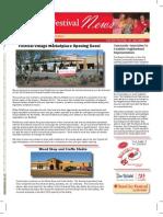 February Newsletter 2011