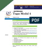 Tugas Pert5 - Analisis Leverage