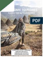 PAKET TOUR FLORES - YOUR FLORES