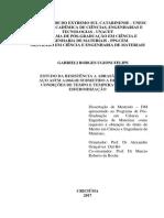 ASTM A106  - Estudo da Resistência à Temperaturas altas - Gabrieli Borges Ugioni Felipe