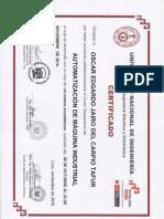 Capacitacion de Automatizacion Industrial ( UNI )