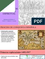Colonización material y espiritual de México.pptx
