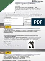 Requisitos para la inscripción de ejecutores y consultores de obra