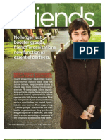 Rec and Parks Magazine on SF RPD