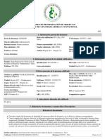FLOR JEANNETTE MORENO CHITIVA - Calificación perdida capacidad laboral y ocupacional